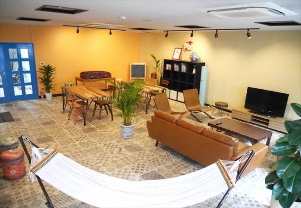 First House Ichigao Sharehouse Origami